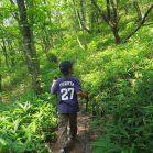 親子登山にピッタリの山、もひとつみっけ! 浅間隠山、狙い目ですよ。
