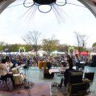 桜の満開も近い! 花見・LIVE・アートをテーマに今年も代々木公園で春風開催。